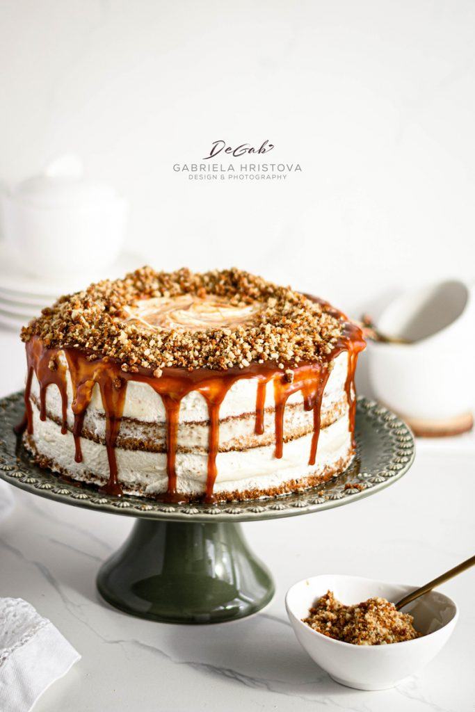 Джинджифилова торта