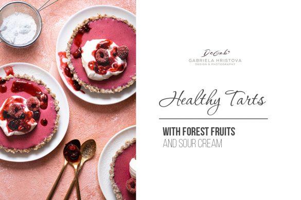 FOREST FRUITS TART